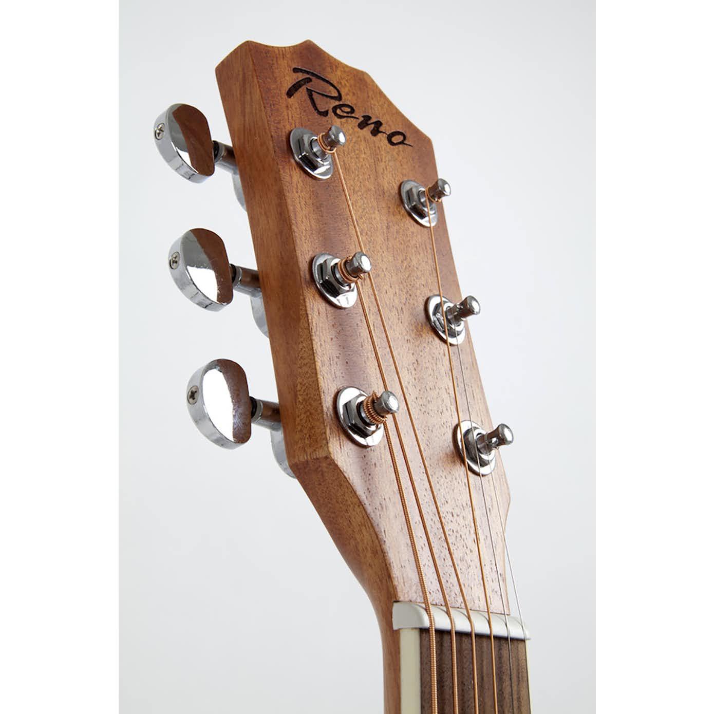Reno RW400NAT Western Guitar - Natur - Western Guitar ...