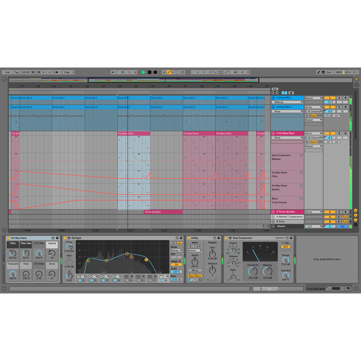 Ableton Live 10 Standard (Download)