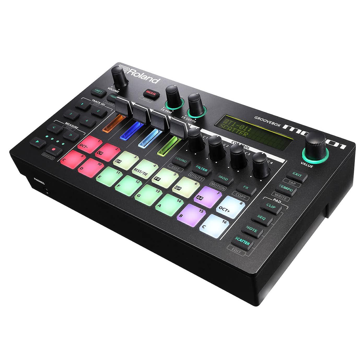 Roland MC-101 Groovebox