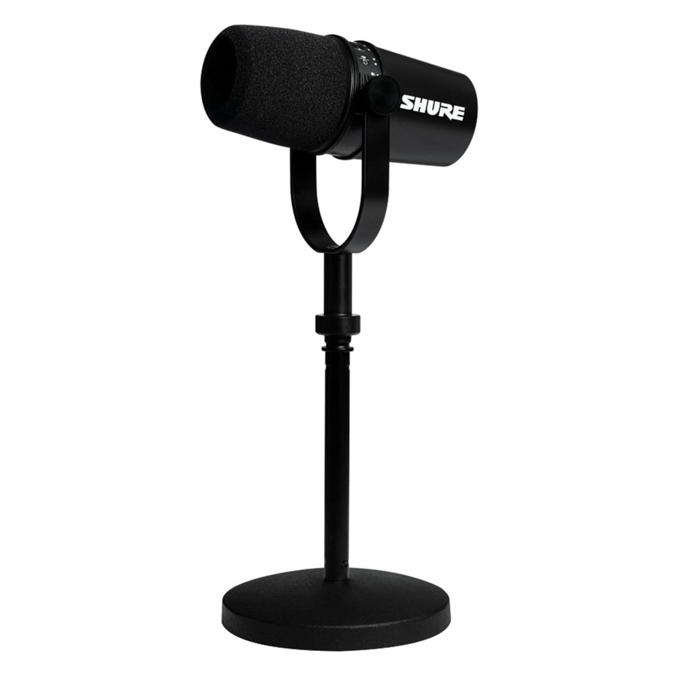Shure MV7 Podcast Mikrofon - sort