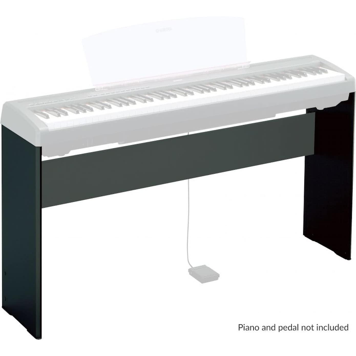 Yamaha L-85 klaverstativ til P45B/115B - sort