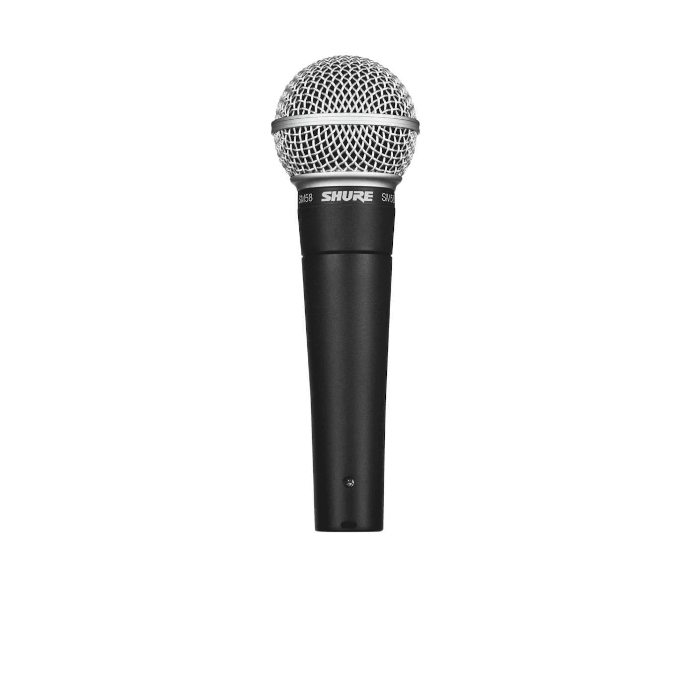 Shure SM58 LC Mikrofon Bundle