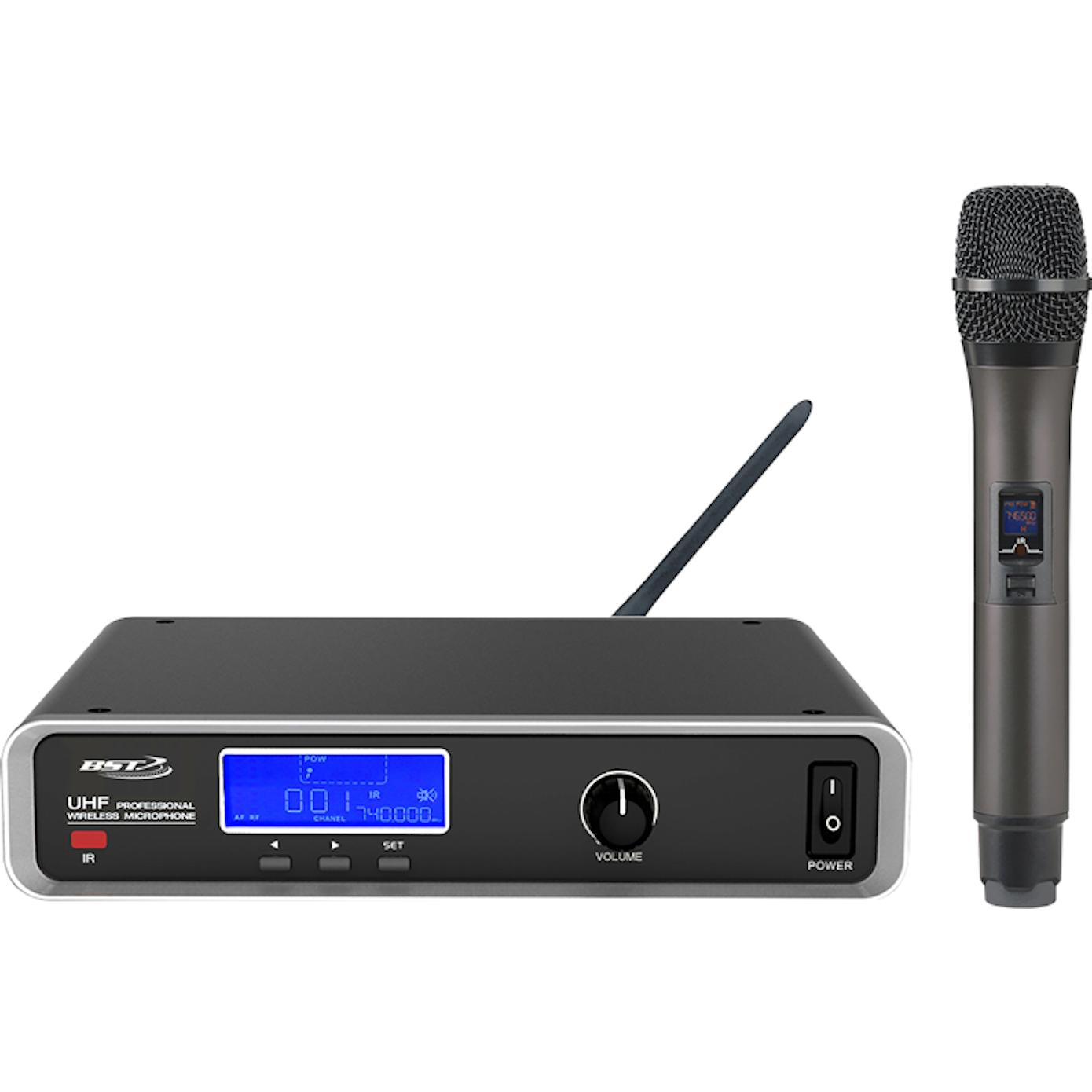 Håndholdt mikrofonsett SoundStoreXL.no