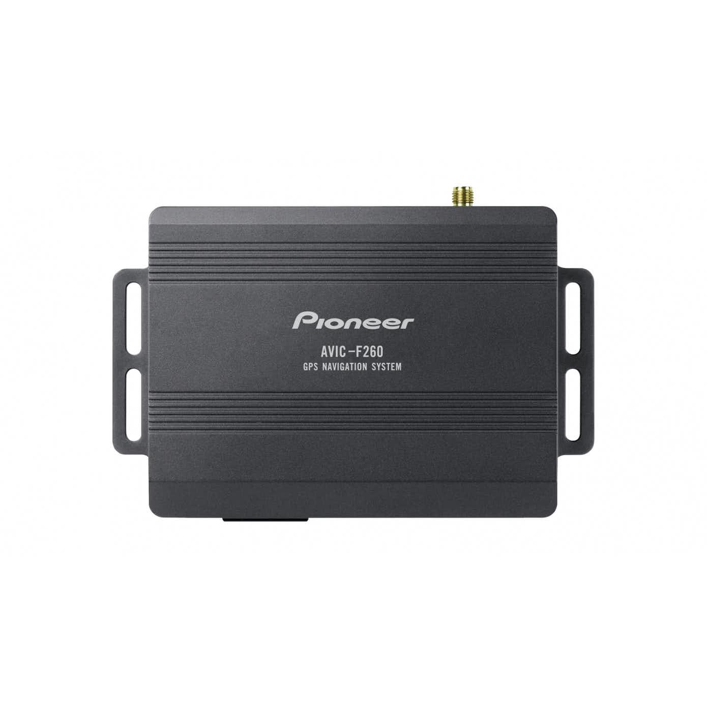 Pioneer AVIC-F260-2 - Navigations-add-on til AVH-modeller