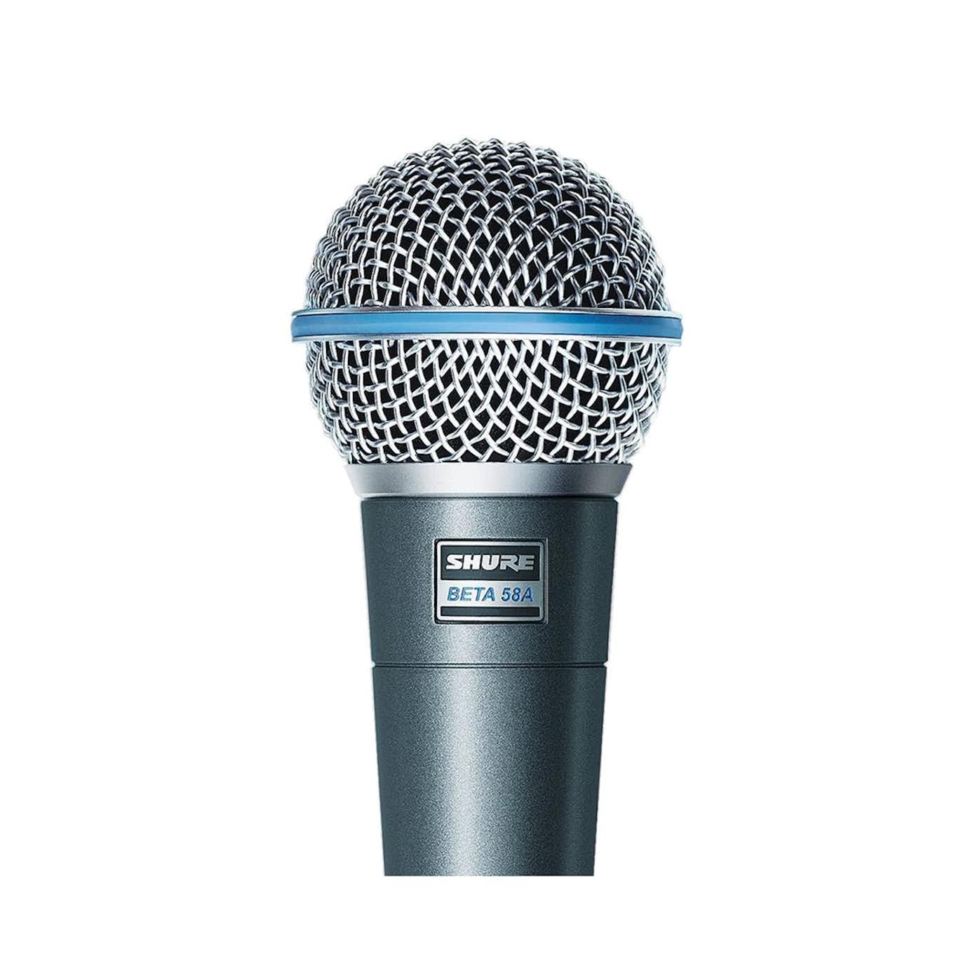 Shure BETA58A Vokalmikrofon