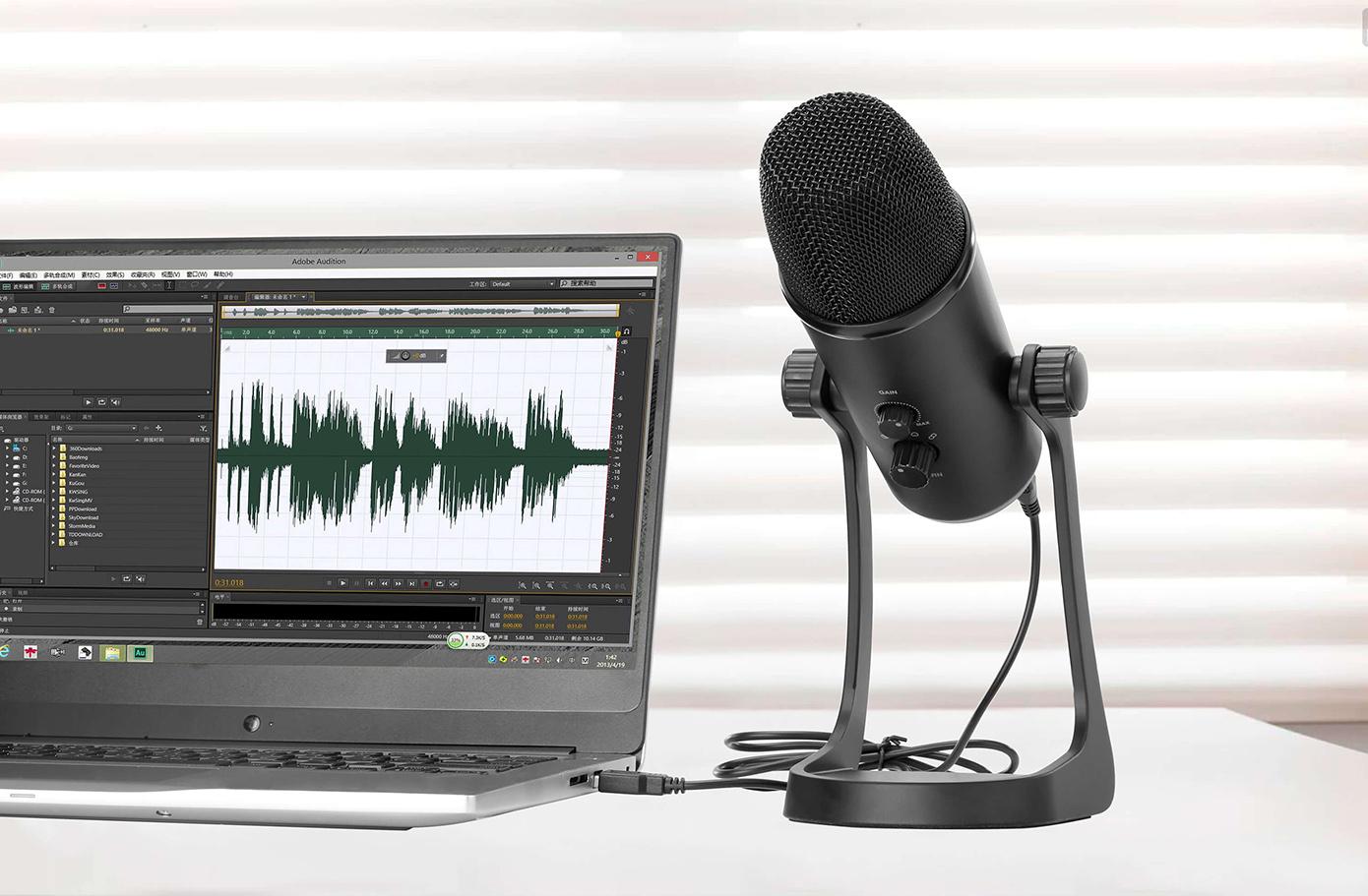 Mikrofon Studio Boya BY PM700