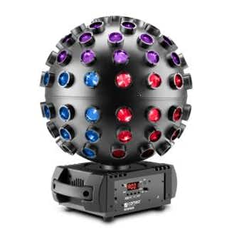 Diskokugle lyseffekt