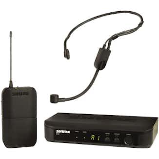 Headset mikrofonsett