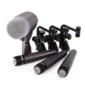 Trommemikrofoner