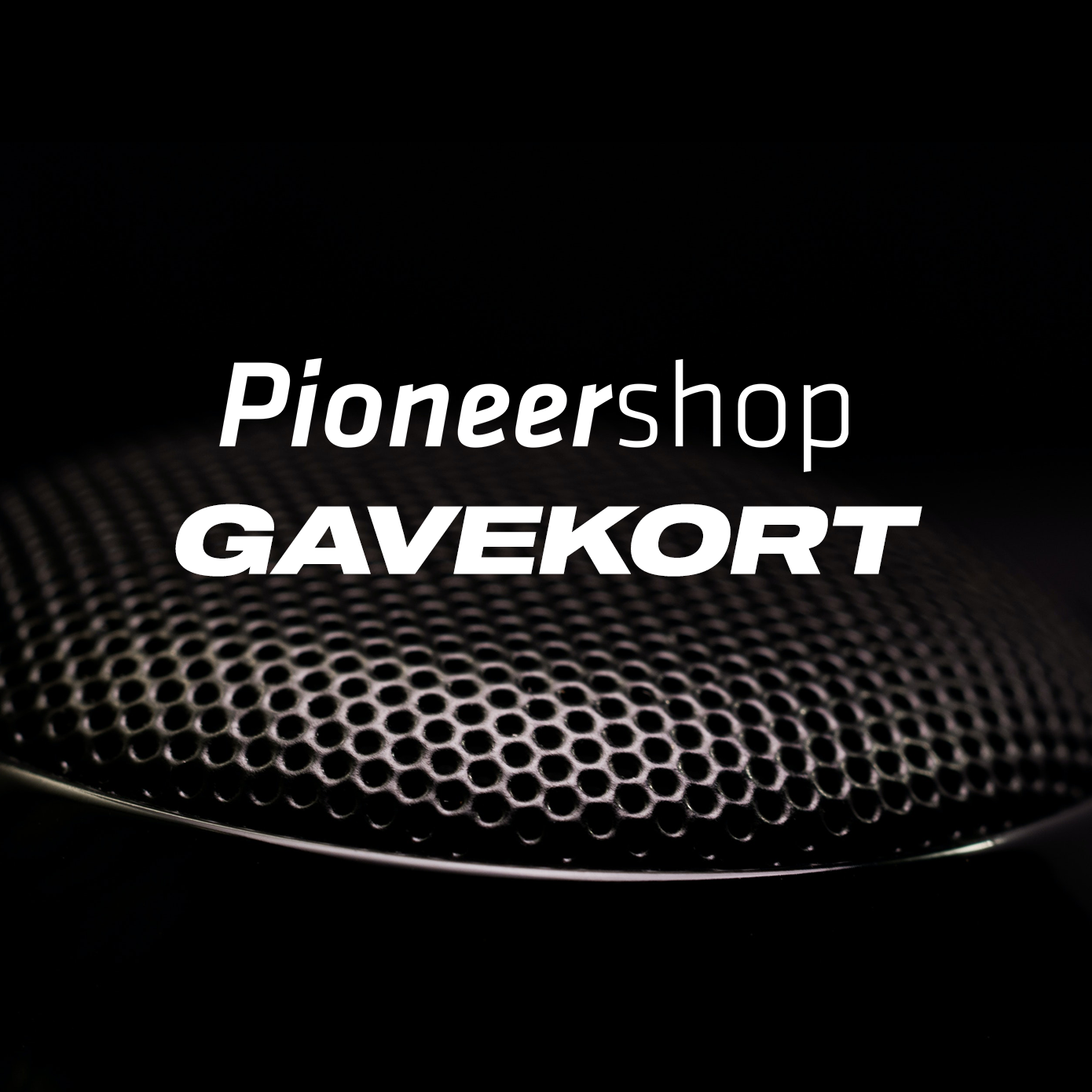 PionerShop.dk Gavekort (e-mail)