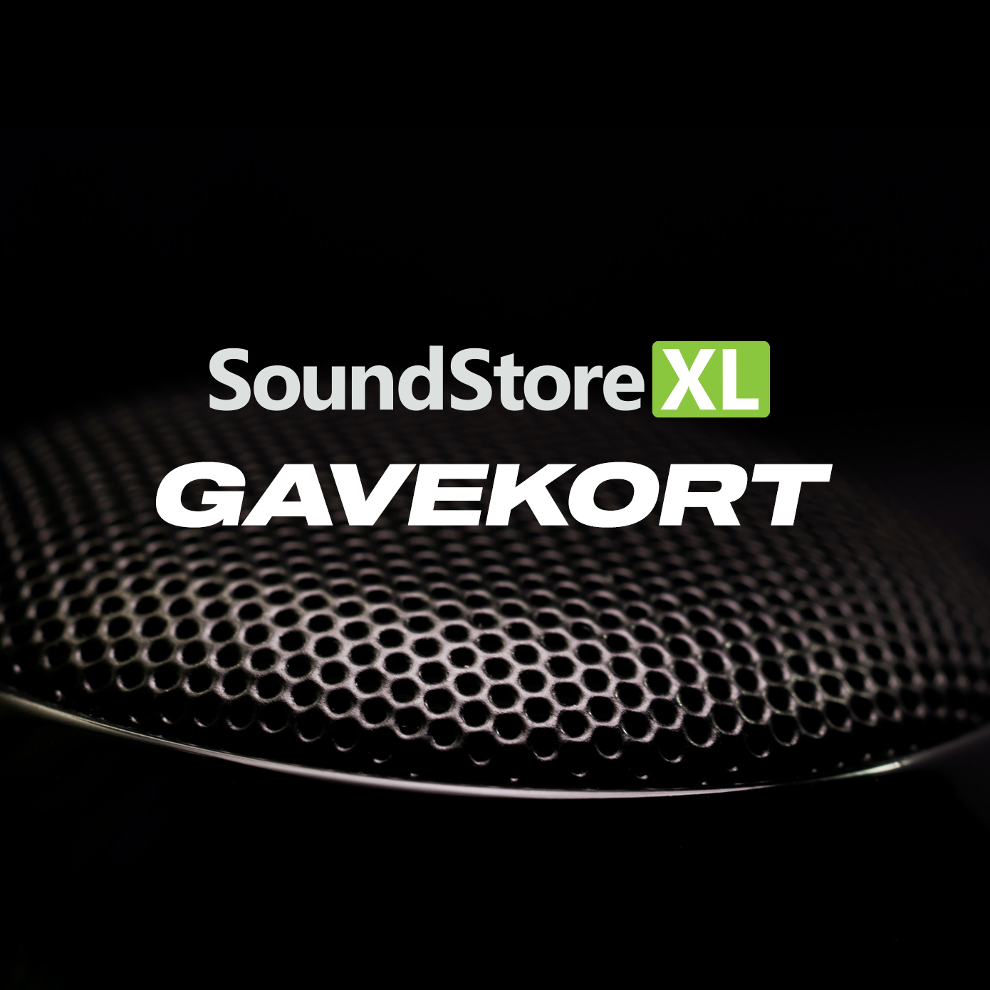 SoundStoreXL Gavekort (e-mail)