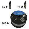 XLR kabelsæt