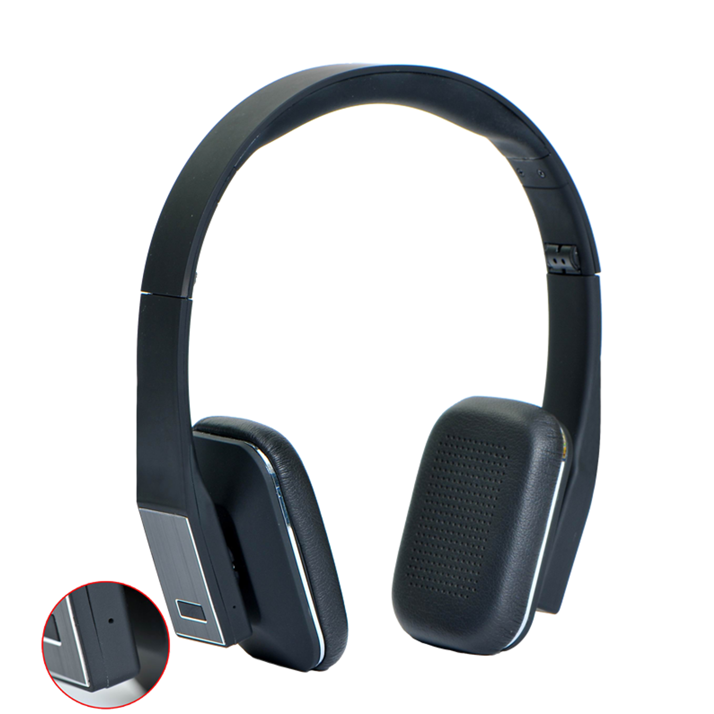 LTC Bluetooth Hodetelefoner, Svart