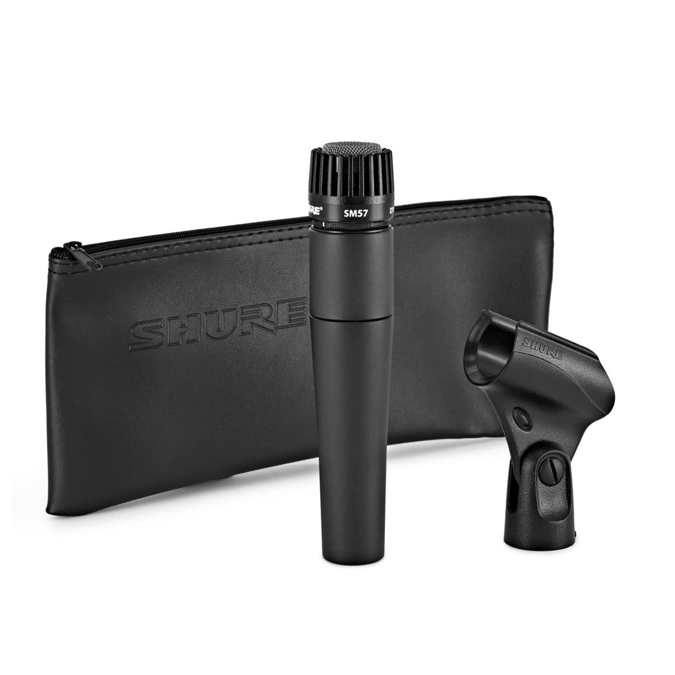 Shure SM57 LC Instrumentmikrofon