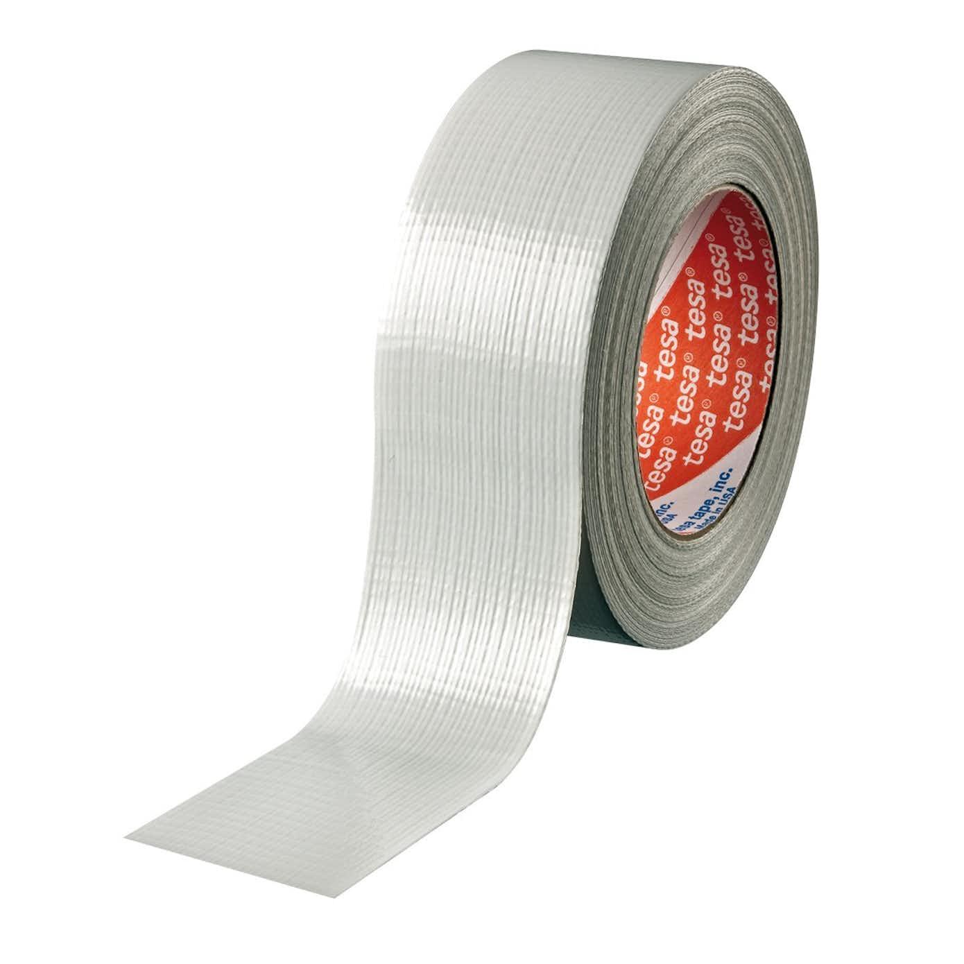 TESA 4613 Gaffa Tape Hvid 50 m