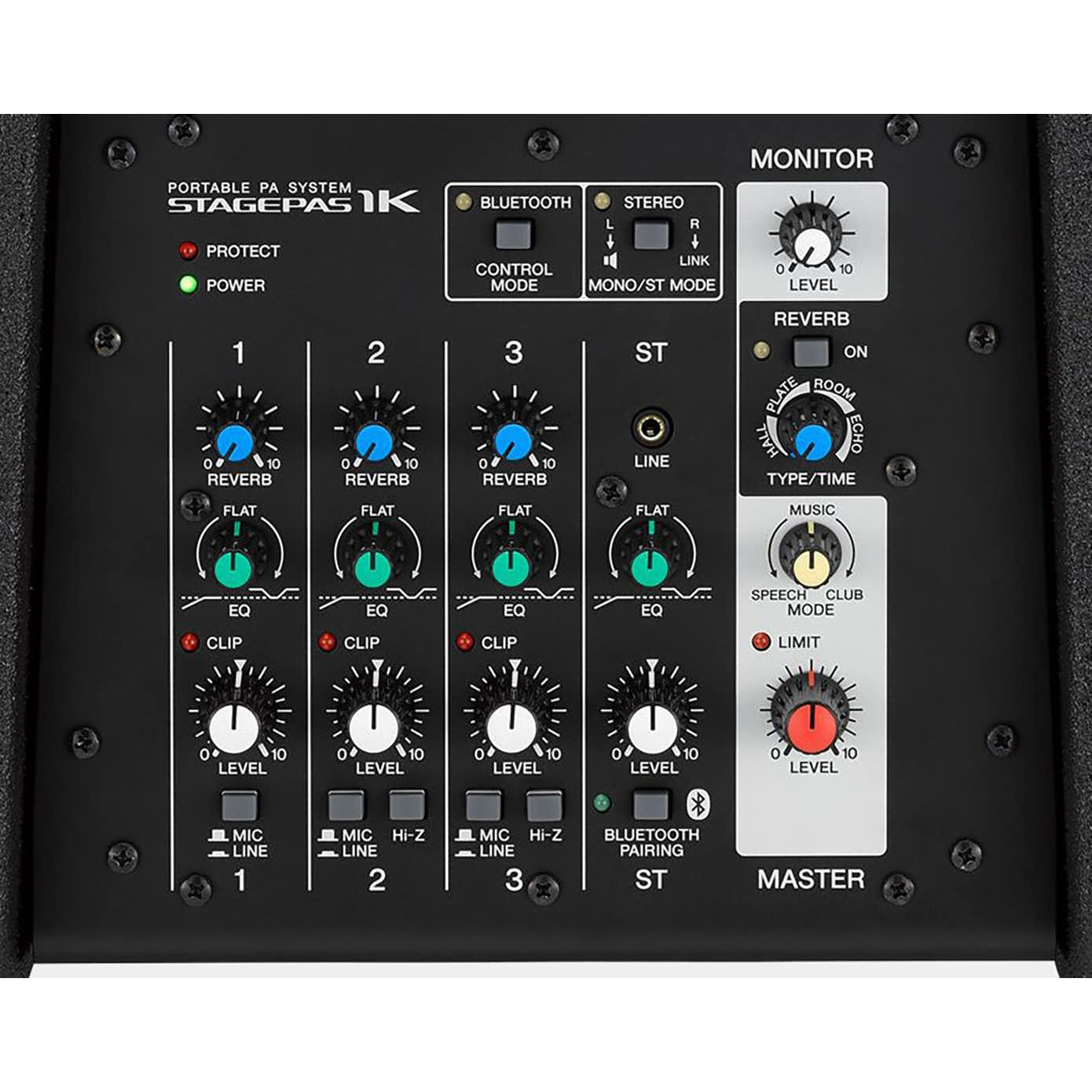 Yamaha STAGEPAS 1K + DL-SP1K Bundle